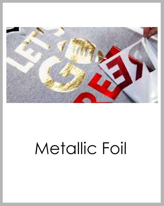 New Custom Project Foil